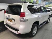 2012 62 TOYOTA LAND CRUISER 3.0 LC4 D-4D 5D AUTO 188 BHP DIESEL