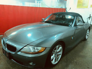 2003 BMW Z4 - 3.0L - Inspection, New tires and all maintenance