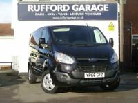 2016 Ford Transit 270 LIMITED LR P-V Panel Van Diesel Manual