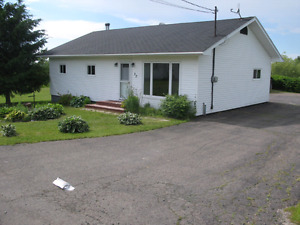 Newly Renovated Bungalow for Sale/Rent in Springhill Nova Scotia