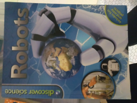 Children's book about Robots