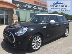 2017 MINI Cooper Clubman S ALL4  - Leather Seats