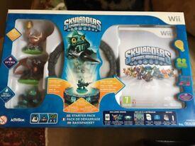 Wii Sky Landers Spyro's Adventure starter pack