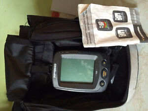 PirhanaMAX Portable 160 PT Fish Finder
