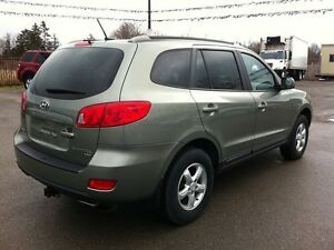2009 HYUNDAI SANTA FE LIMITED * LEATHER * PWR ROOF * EXTRA CLEAN London Ontario image 6