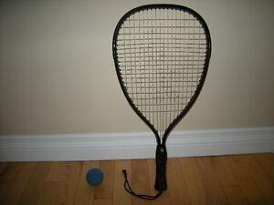 raquette de racquetball