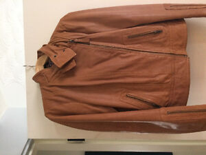 Aritzia mackage leather jacket