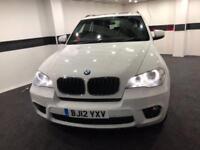 BMW X5 3.0TD ( 245bhp ) 4X4 ( s/s ) Auto 2012, XDrive30d M Sport ,PANORAMIC ROOF