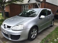 2007 VW GOLF SPORT TSI 1.4 manual petrol *LOW MILEAGE* service history, px welcome