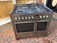 Neff 1000mm range oven