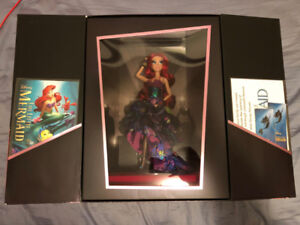 Disney Designer Collection Premiere Ariel 1989 Limited