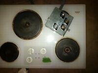 Solid Kenmore Stove Top