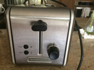 KitchenAid 2 Slice Toaster - Used