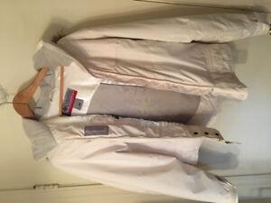women's Columbia winter coat size XL