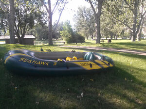 Seahawk 3 Inflatable Boat