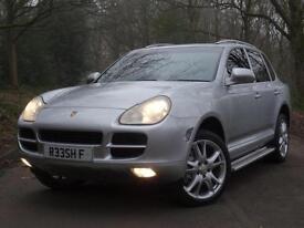 2004 (04) Porsche Cayenne 4.5 Tiptronic auto S...VERY HIGH SPEC!!