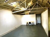 Great Project Space Available Daily