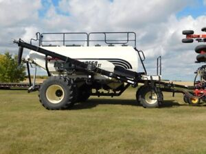 ONLINE AUCTION - Bourgault 6550 tank