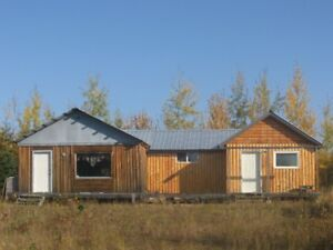 Hillyer Lake Outpost Hunting Camp