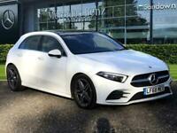 2018 Mercedes-Benz A-CLASS A 200 AMG Line Hatchback Auto Compact Saloon Petrol A