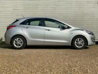 2013 Hyundai i30 1.6 CRDi Blue Drive Active 5dr (ISG) Hatchback Diesel Manual