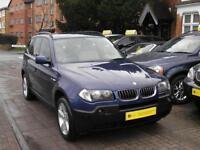 BMW X3 2.5i auto 2004MY Sport
