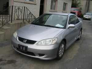 2005 Honda Civic Reverb Coupe