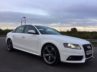 Audi A4 2.0 TDI BLACK EDITION