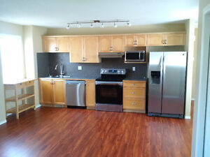 Airdrie, One Bedroom Suit with Private Garage & New Kitchen appl