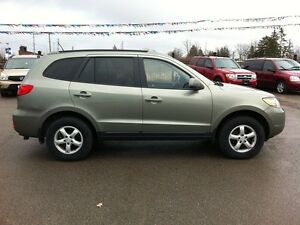 2009 HYUNDAI SANTA FE LIMITED * LEATHER * PWR ROOF * EXTRA CLEAN London Ontario image 7