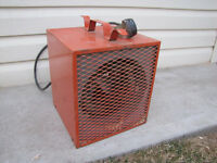 Chromalox Construction Heater