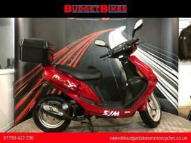 2006 55 SYM JET 0.0 JET 50 EURO X