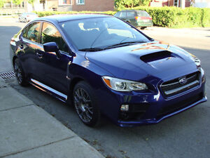 2016 SUBARU WRX AUTOMATIQUE (TRANSFERT DE BAIL $397 Tx.in.)