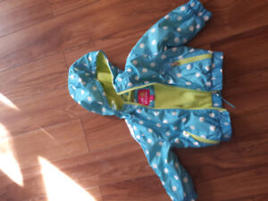 Baby girl outdoor wear- size 12 month