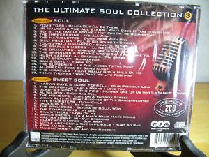 Ultimate Soul Collection, 2CD's -NEW Oakville / Halton Region Toronto (GTA) image 2