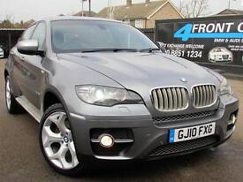2010 BMW X6 XDRIVE 35D 3.0 DIESEL AUTOMATIC 4X4 COUPE DIESEL