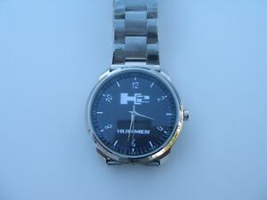 Hummer H2 Watch ( item # H2-3 )