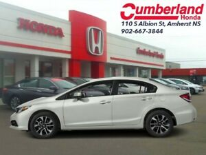 2015 Honda Civic Sedan EX  - Bluetooth -  Heated Seats