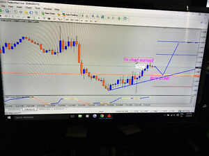 Teaching Forex - One On One ($200 for Experienced traders) Cambridge Kitchener Area image 3