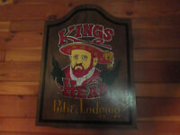 Kings Head Dart Board