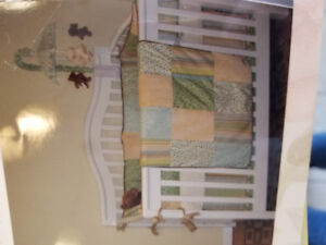 Crib for sale - white Kendall by Shermag