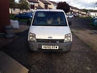 Ford transit connect 2005 55 1 years mot