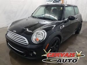 Mini Cooper Hardtop Baker Street Cuir Toit Panoramique MAGS 2013