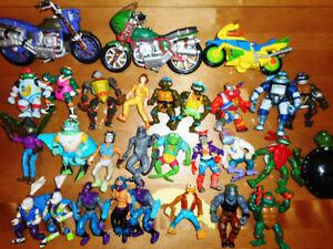 TMNT Ninja Turtles - Figurines