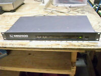Older EV Wireless mic and receiver