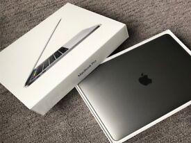 Hi-Spec!! Apple Macbook Pro 13 A1706 Space Grey TouchBar✔i5 3.1GHz✔8GB✔512GB SSD✔ MPXW2B/A