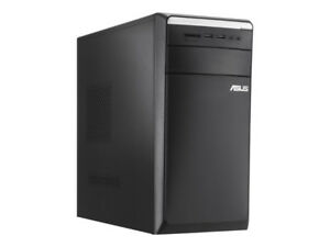 Asus tower M11AD(i3 4th Gen/8G/500G/HDMI/6 channel audio)