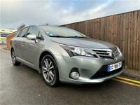 2012 Toyota Avensis 2.0 D-4D LHD + FRENCH REG + PANO ROOF + LEFT HAND DRIVE