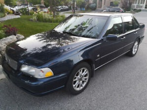 1999 Volvo S70 5speed Non-turbo. SOLD PENDING PICK UP