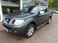 Nissan Navara 2.5 Dci 188ps Tekna 4x4 Double Cab Pickup Pick-Up